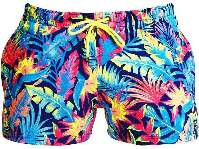 Funky Trunks Shorty Shorts Men, kolorowy